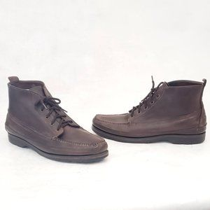 Cole Haan Country Leather Boots Vibram Soles Sz 11